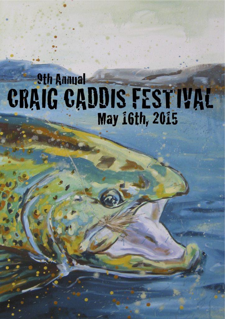 9th Annual Craig Caddis Festival and BBQ Cook-Off