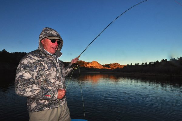 Missouri river top 10 february nymphs headhunters fly shop for Best fishing in missouri