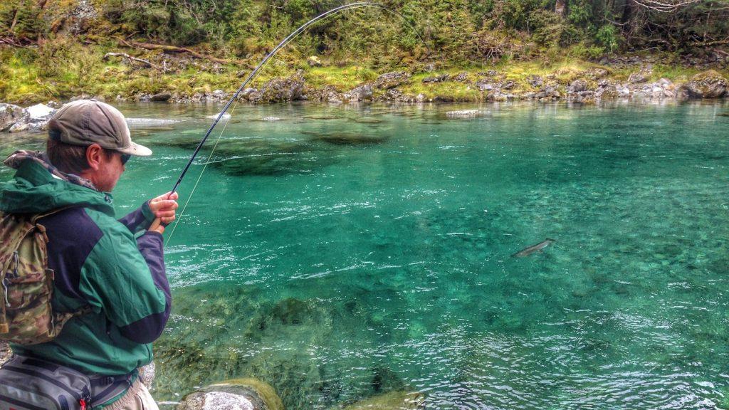 Brett Matula New Zealand Fishing Walkabout