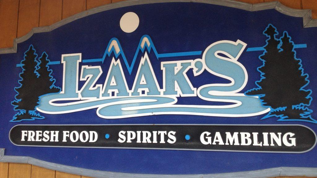 Izaaks Restaurant Craig MT