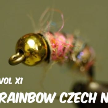 Fly Tying Night in America w/ Rainbow Czech JAV Video