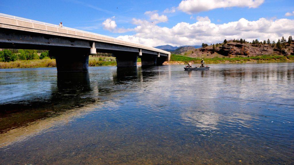 Missouri River Montana Fishing Report June 1st 2015