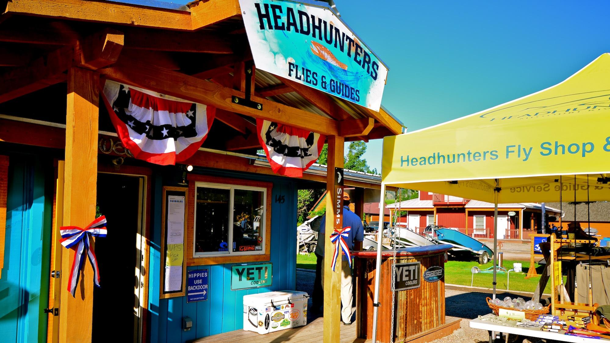Headhunters 4th of July Celebration