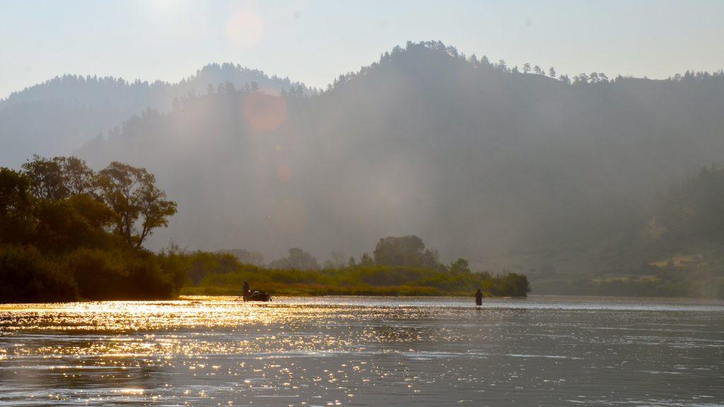 Missouri River Montana Fishing Report 7.10.15