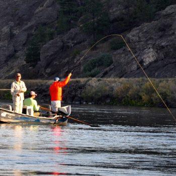 Montana's Missouri River A river designed for all skill sets.