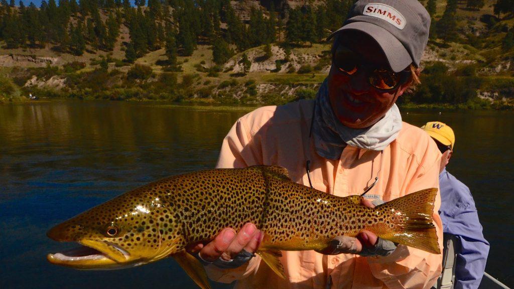 Missouri River Montana Fishing Report 9.13.15
