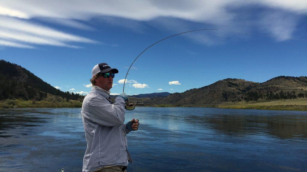 Missouri River Montana Fishing Report 9.21.15