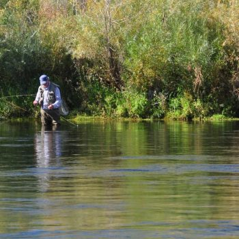 Why Wade Fishing is a Good Teacher