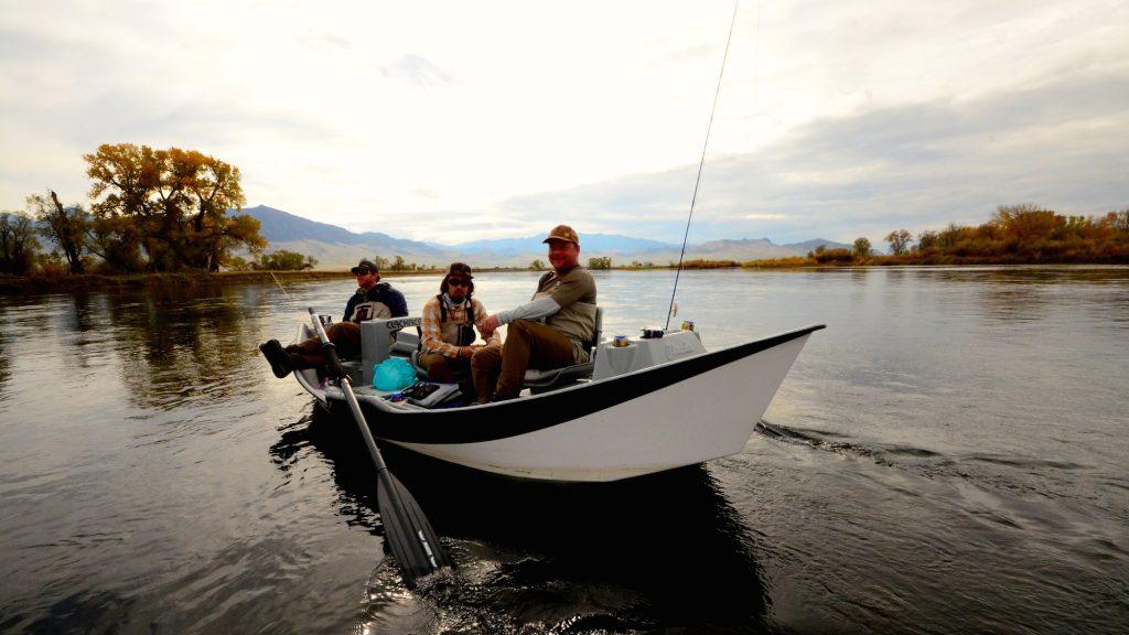 Missouri River November Fishing Forecast
