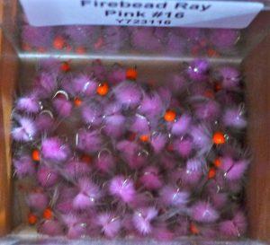 Firebead Pink Ray Charles