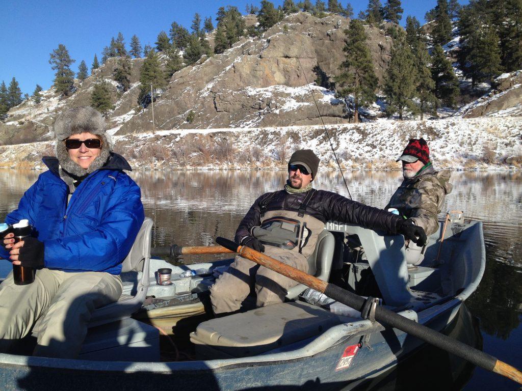 Missouri River Montana Monday Fishing Report