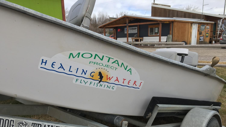Project Healing Waters Rental Boats