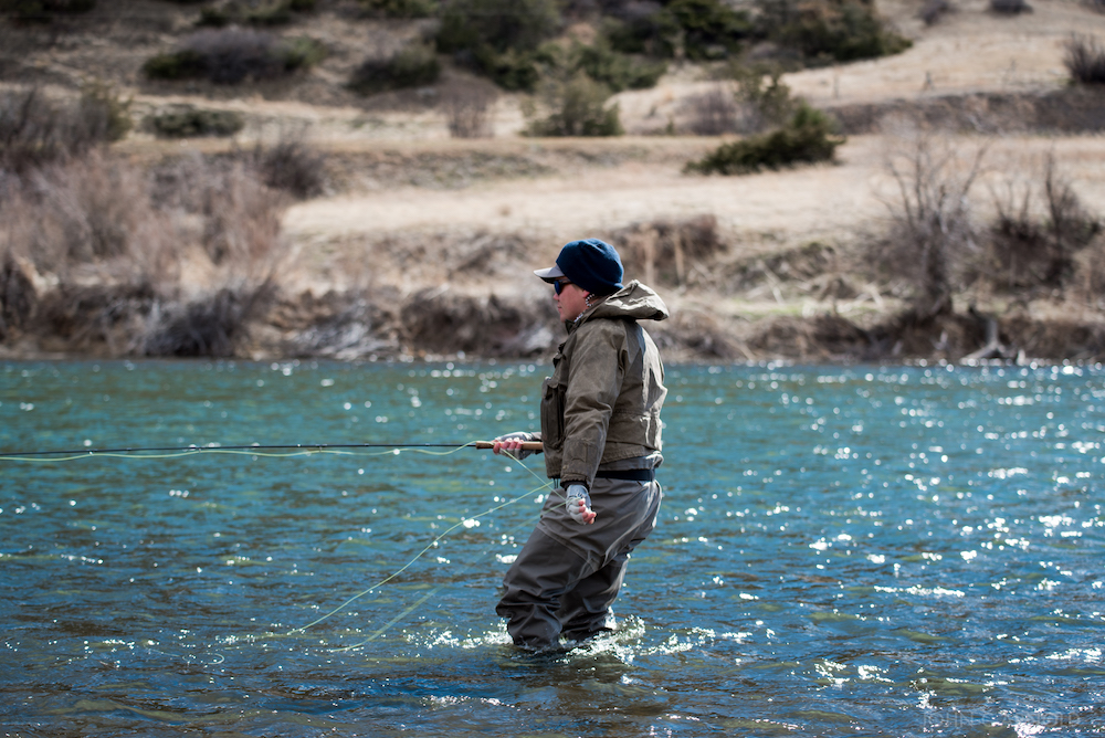 March mobile fishing report headhunters fly shop for Lewis river fishing report