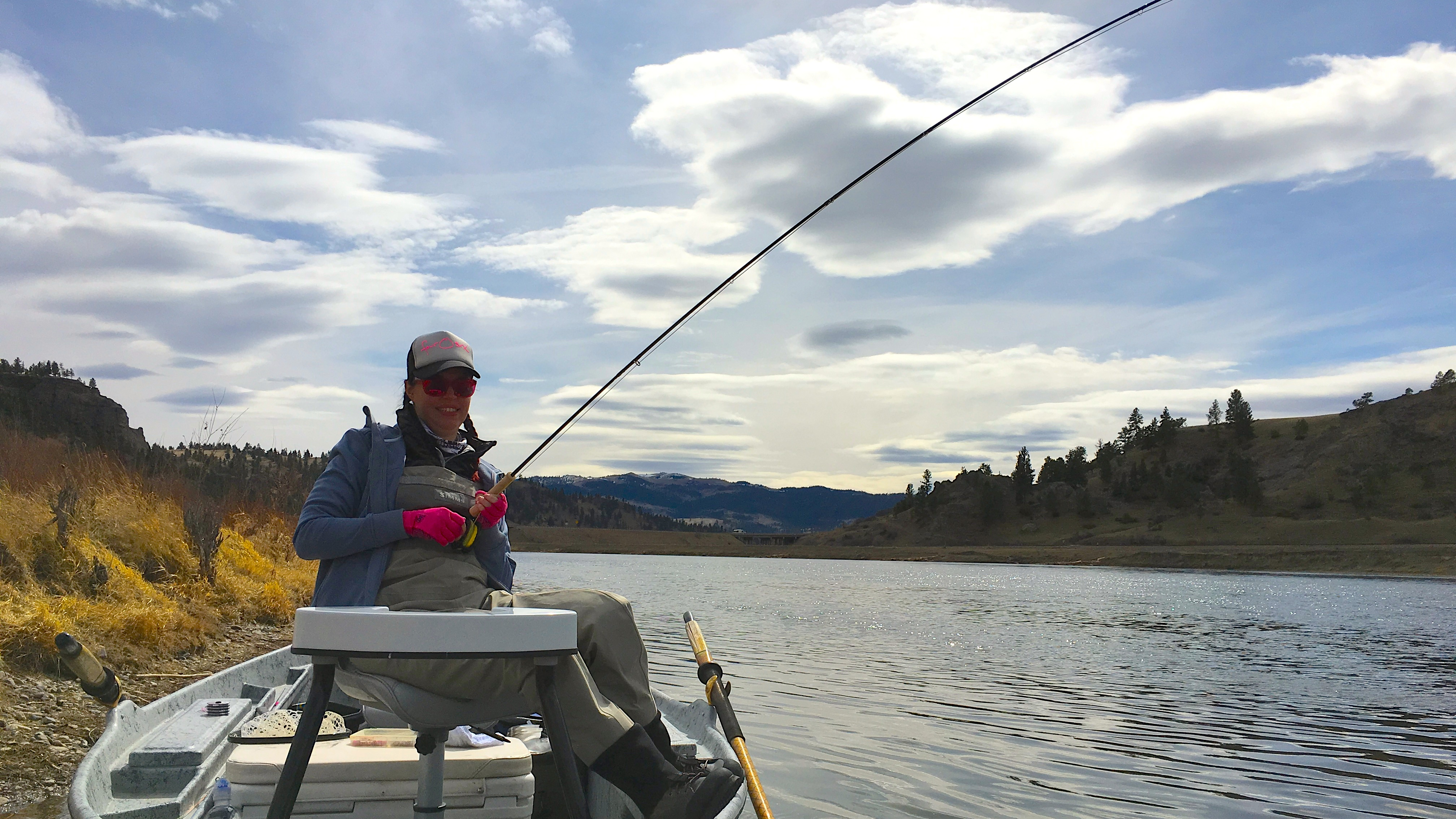 Monday Morning Montana Fishing Report