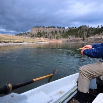 Missouri River Montana March 12th Fishing Report