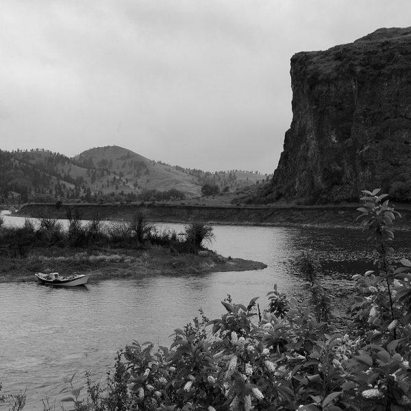 Missouri River May Rain Days