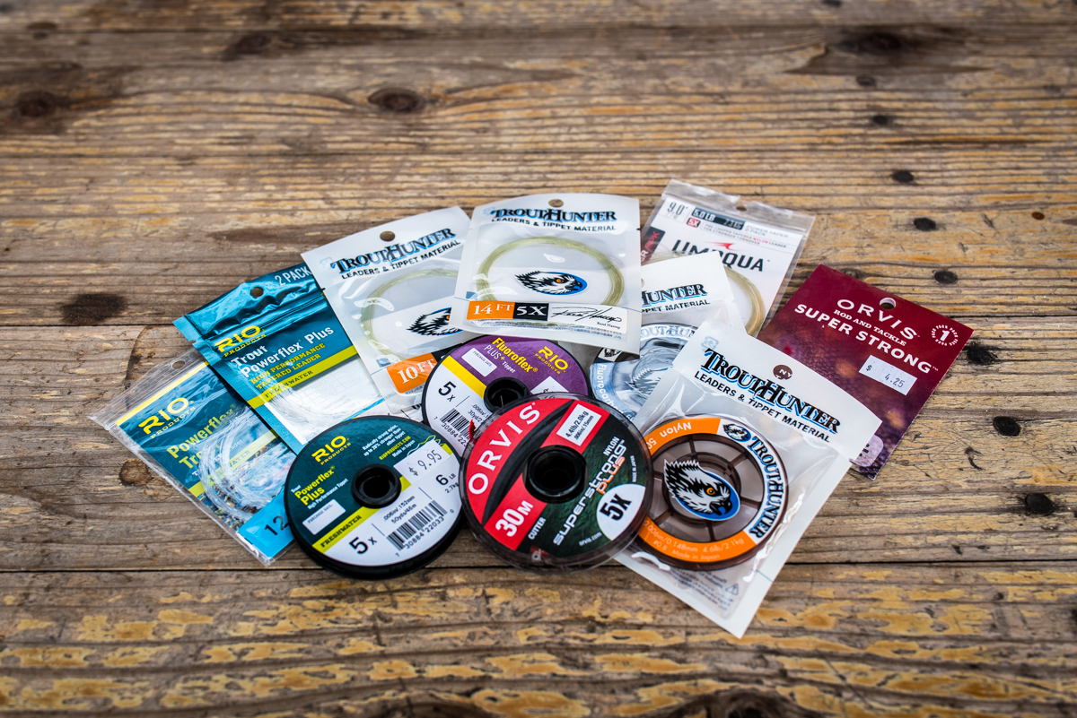 Dry Fly Leaders and Tippets