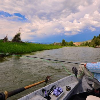Friday Foto Blackfoot River Days