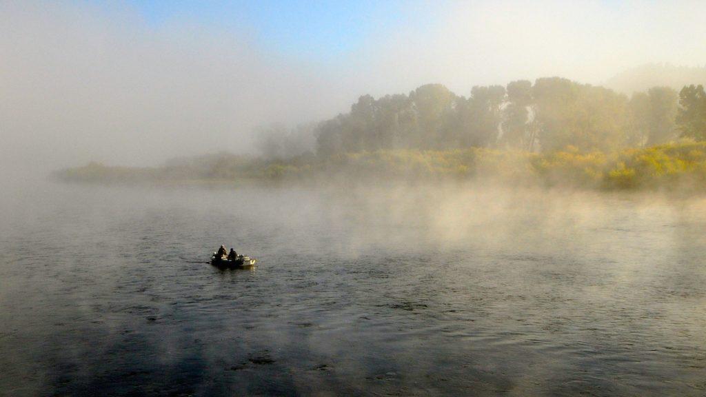 Missouri River September Fly Fishing Forecast