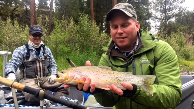 Blackfoot River September Fishing Report