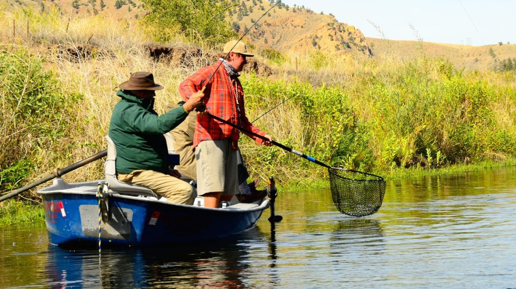 Missouri River Late September Fishing Report
