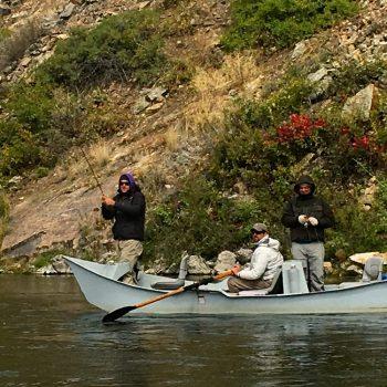 Tuesday Missouri River Fishing Report