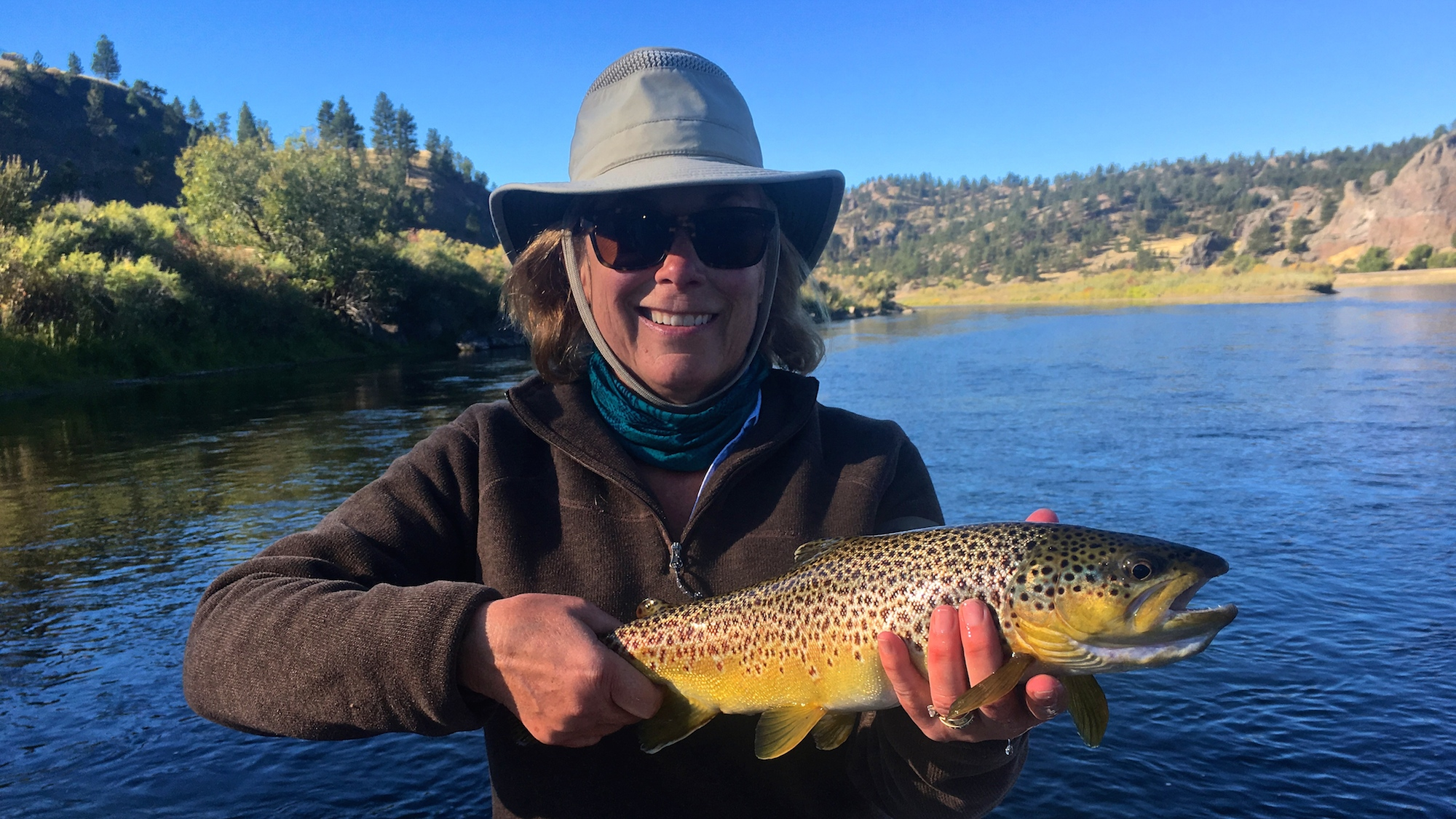 Monday Morning Missouri River Fishing Report