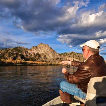 November 1st Missouri River Montana Fishing Report