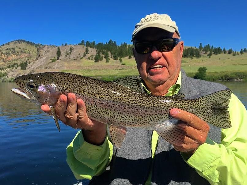 June 26th Missouri River Fishing Report