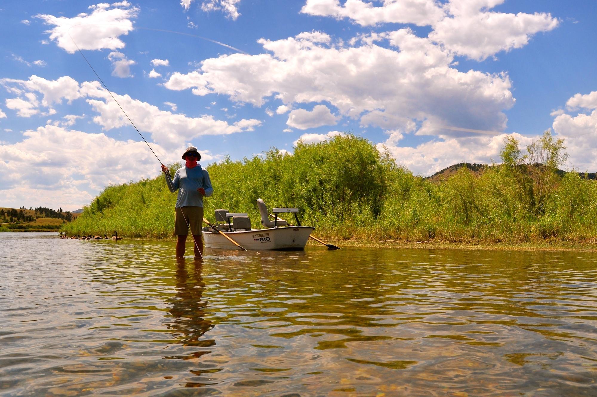 Sunday Mid-Summer Missouri River Tips
