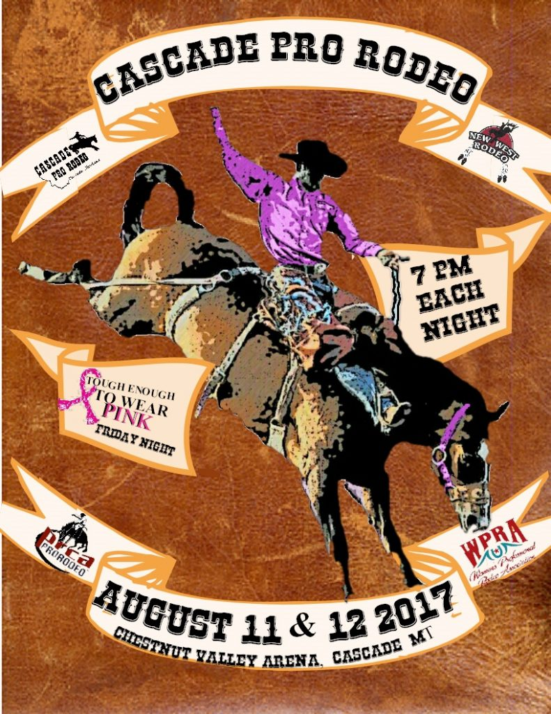 Cascade Rodeo 11th and 12th