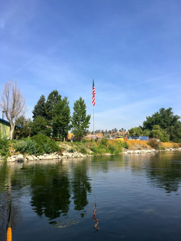 Eclipse Missouri River Fishing Report