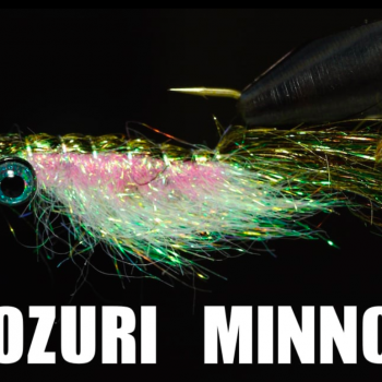 Mozuri Minnow Just Add Vise Kit Video