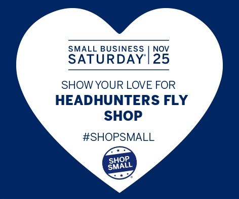 Fly Shop Small Saturday!