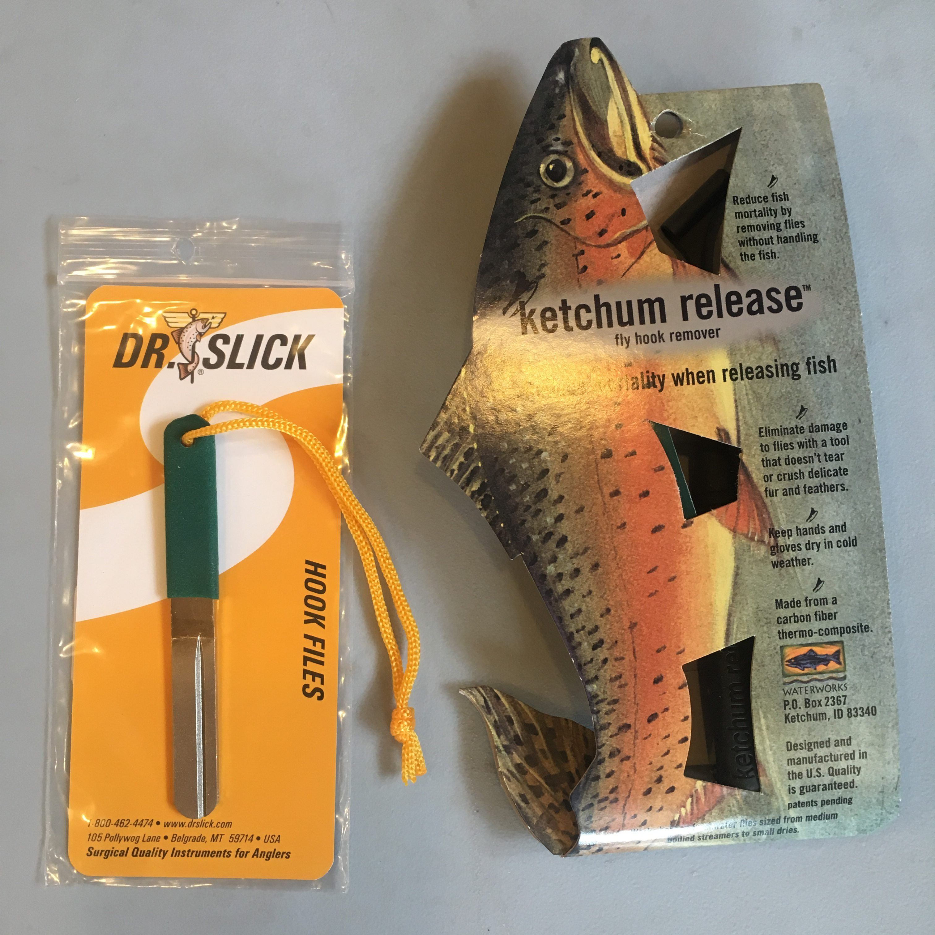 2 Must Have Fly Fishing Items