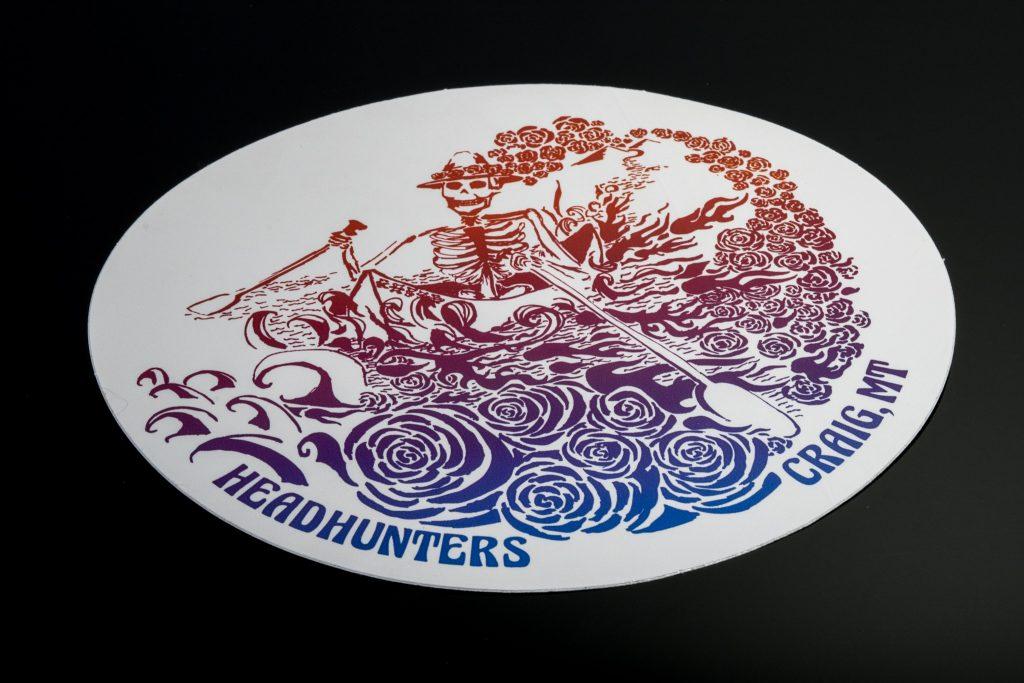 Headhunters Dead Drifter Logo Gear