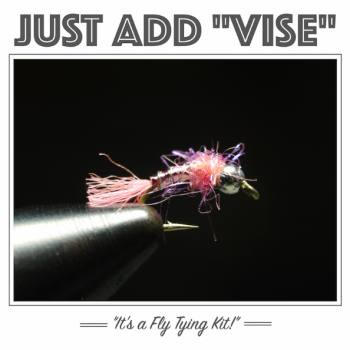 Pink Lightening Bug Just Add Vise Kit