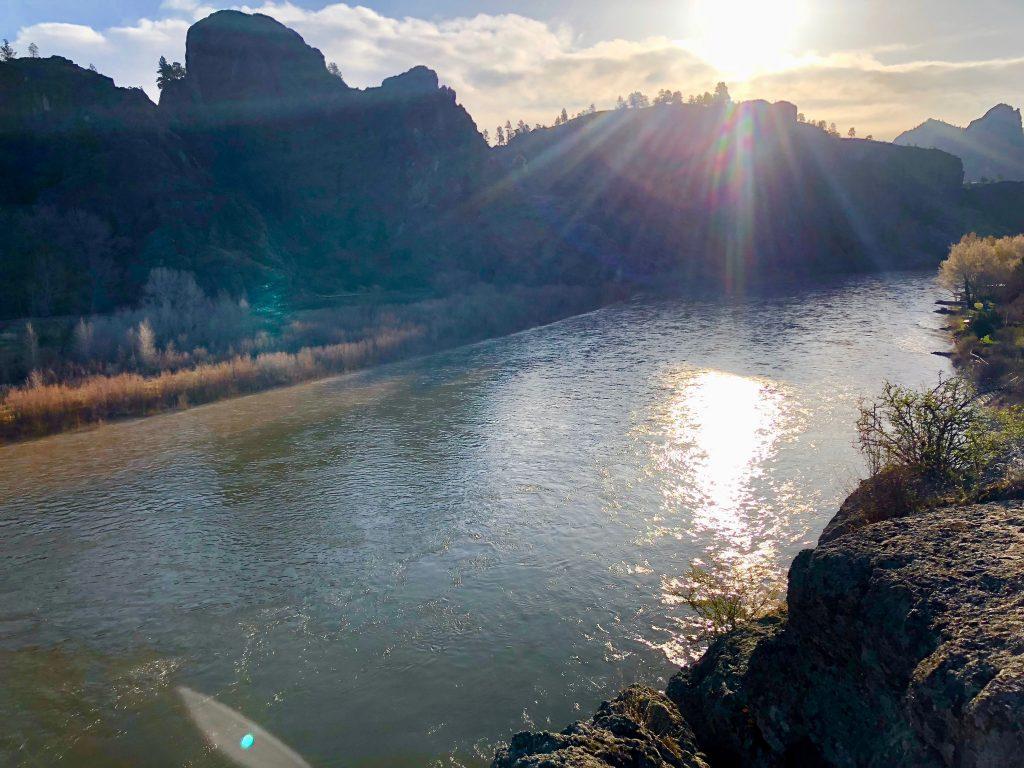 Missouri River May Fly Fishing Forecast