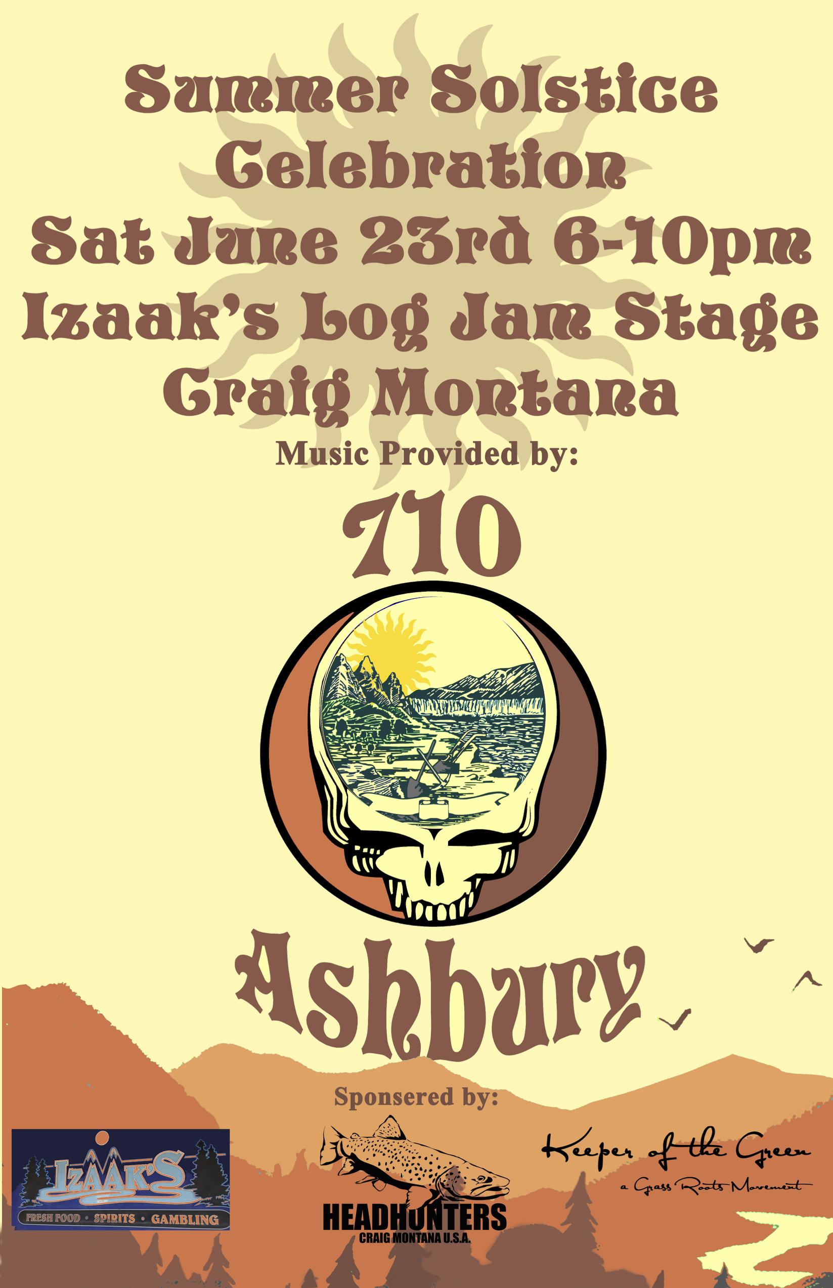 710 Ashbury Tonight in Craig MT