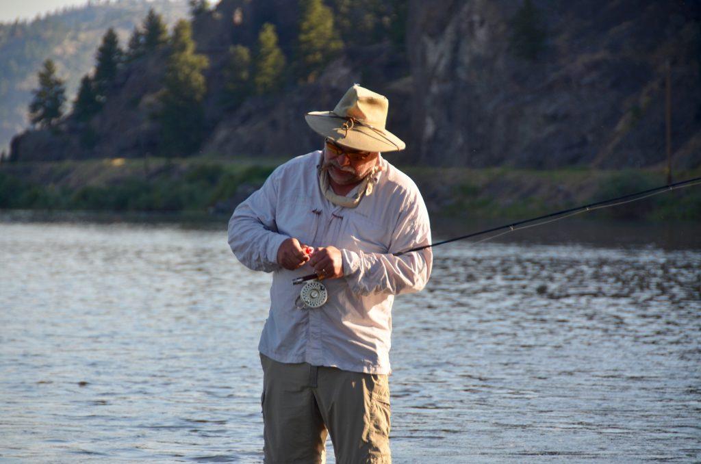 Missouri River Fishing Report 8.2.18