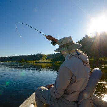 Missouri River Sunday Fishing Report