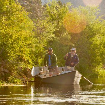 Monday Morning August Missouri River Fishing Report