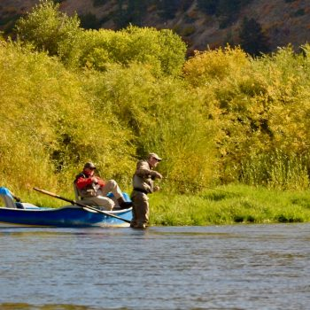 Saturday Missouri River Fishing Report