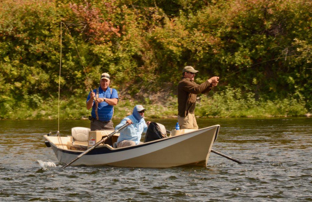 Monday Morning Missouri River Fishing Report 9.10.18