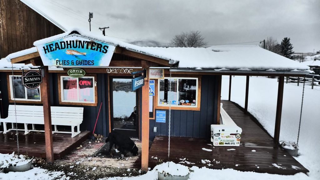 Winter Fly Shop