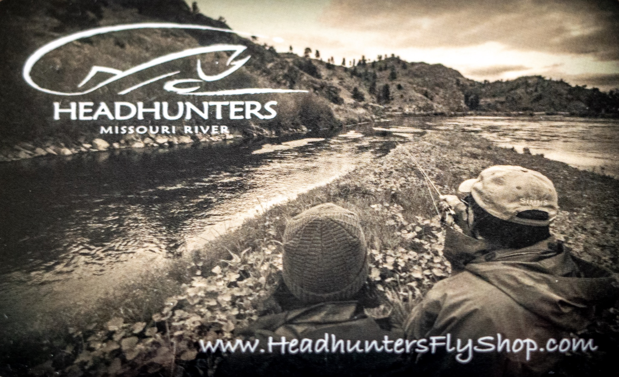 A Headhunters Fly Shop Gift Card solves many problems