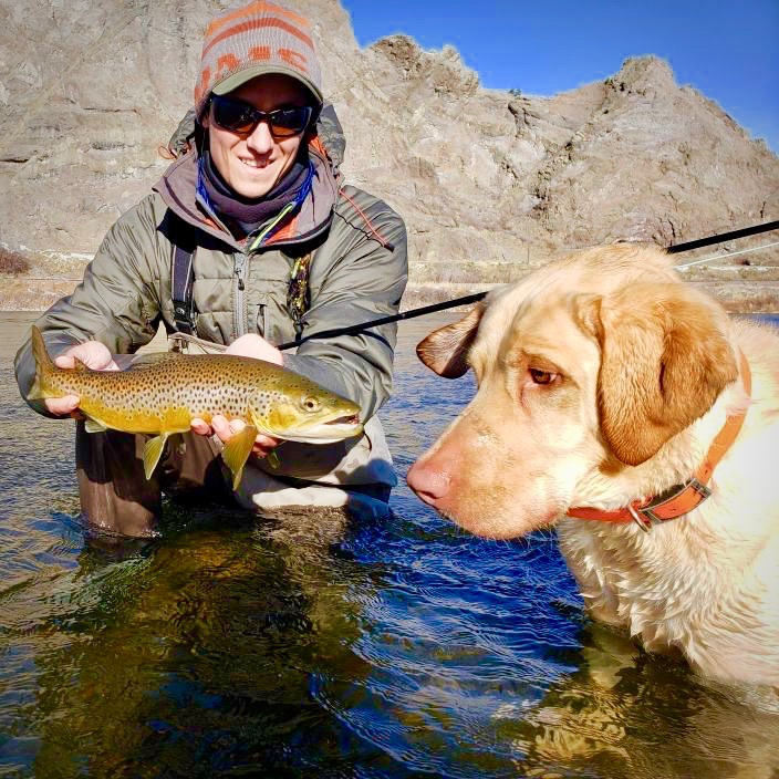Headhunters Fly Shop Trout Spey Report 1.30.19