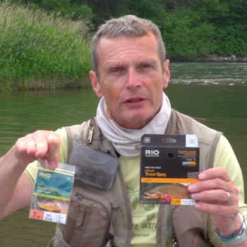 RIO Trout Spey Lines @ Headhunters Fly Shop