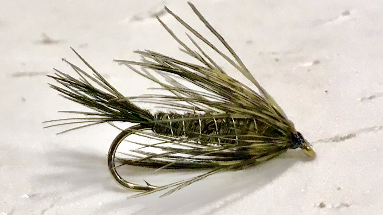 Sunday Swing Fly Pattern