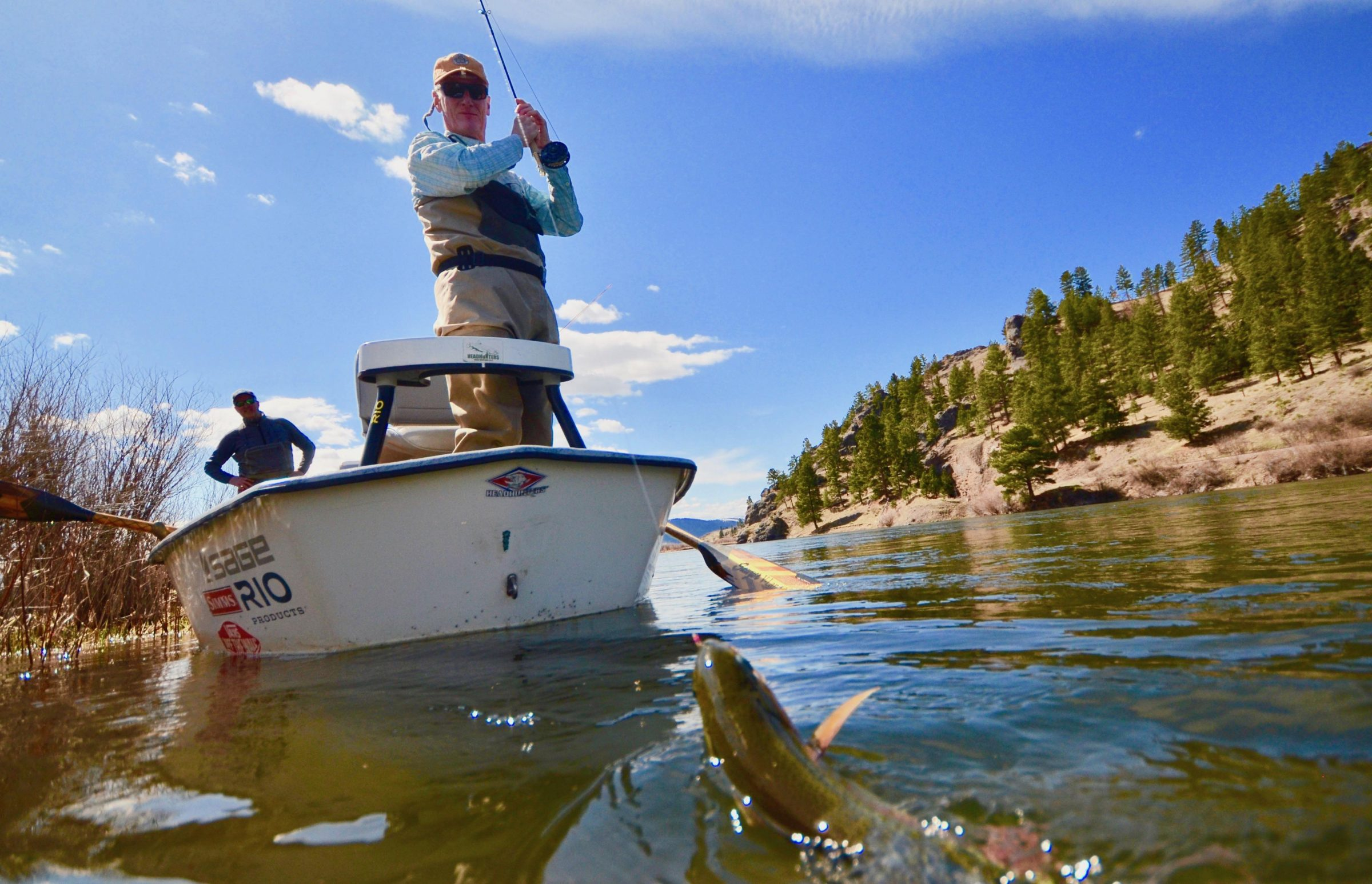 Headhunters Fly Shop Weekend Fishing Report